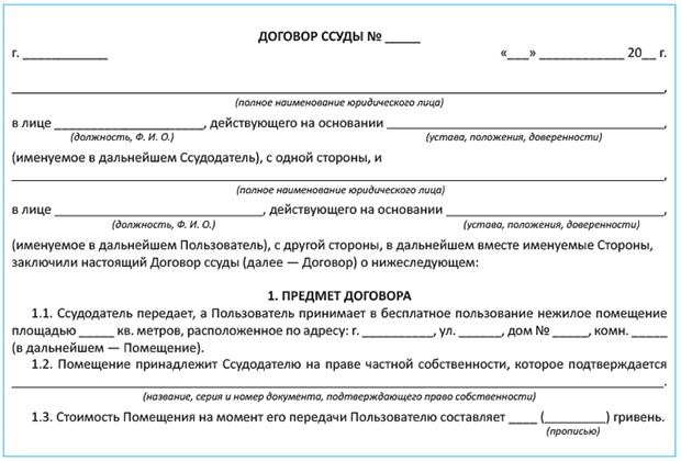 Расписка на получение денег по договору займа