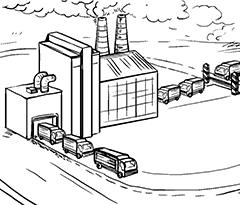 Акт переробки бланк